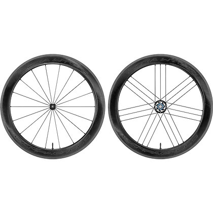 Campagnolo Bora WTO 60 2 Way-Fit Clincher Carbon Road Wheelset