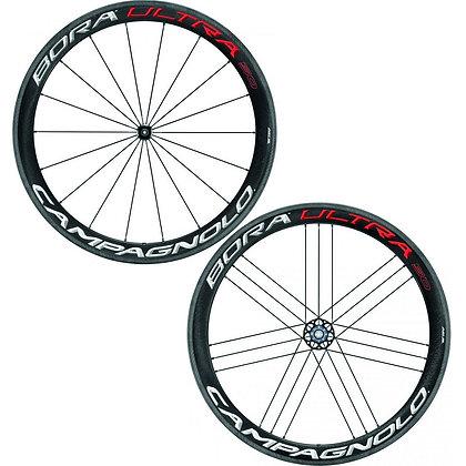 Campagnolo Bora Ultra 50 AC3 Clincher Carbon Wheelset