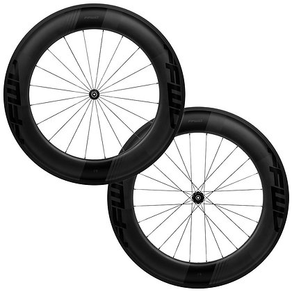 Fast Forward FFWD F9R DT350 Clincher Tubeless Carbon Road Wheelset 2019