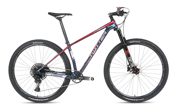 "TWITTER STORM 2.0 27.5""/29"" 30/22/30/12-Speed Carbon Mountain Bike"