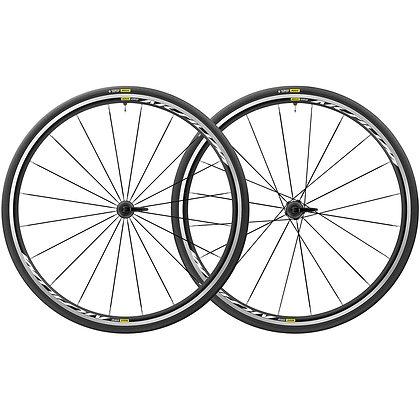 Mavic Aksium Elite UST Clincher Tubeless Road Wheelset