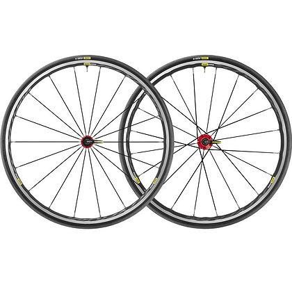 Mavic Ksyrium Elite UST Clincher Tubeless Wheelset