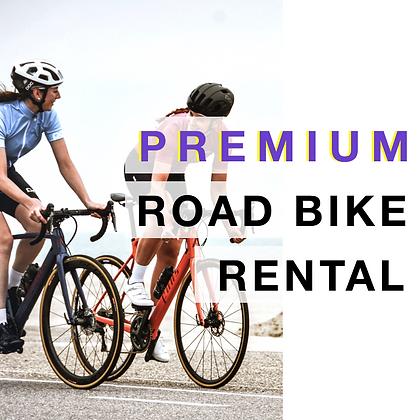 Online Bike Rental - Road Bike (22-Speed)