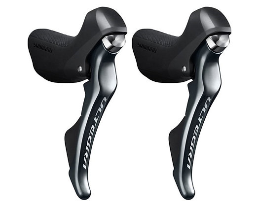 Shimano Ultegra ST-R8000 2x11 Speeds STI Shifter (Pair)