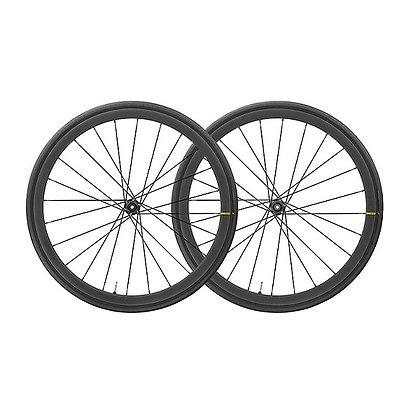 Mavic Ksyrium Pro Carbon SL UST Clincher Tubeless Disc Road Wheelset