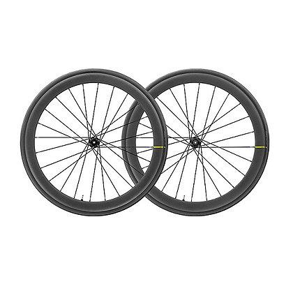 Mavic Cosmic Pro Carbon UST Clincher Tubeless Disc Road Wheelset