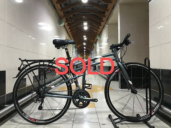 [二手寄賣] Montague Urban 20-speed Folding Bike