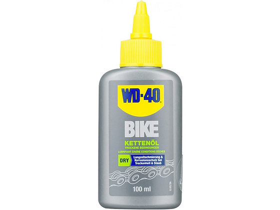 WD-40 Chain Lubricant (Dry)