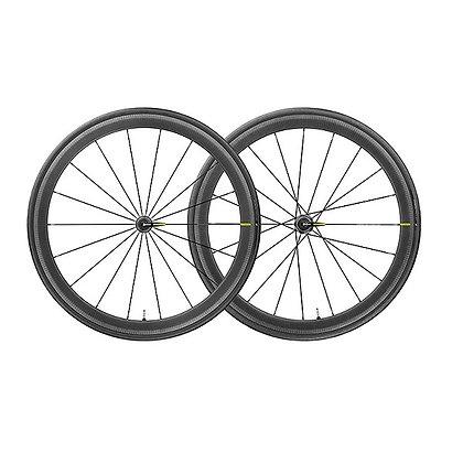 Mavic Cosmic Pro Carbon UST Clincher Tubeless Road Wheelset