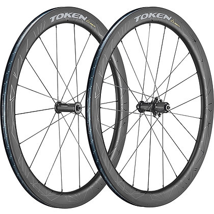 Token Konax Pro Carbon Clincher Tubeless Wheelset 2019