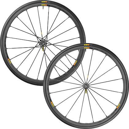 Mavic R-Sys SLR Clincher Tubeless Wheelset