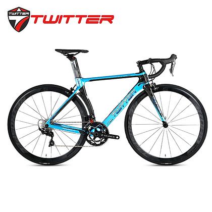 TWITTER T10 Pro 22-Speed Carbon Road Bike