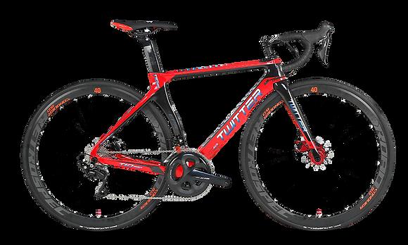 TWITTER T10 Pro 22-Speed Carbon Disc Road Bike