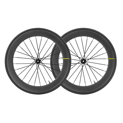 Mavic Comete Pro Carbon SL UST Clincher Tubeless Disc Road Wheelset