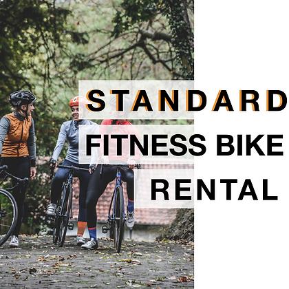 Online Bike Rental - Fitness Bike