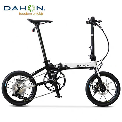 Dahon K3 Plus 16-inch 9-speed Folding Bike