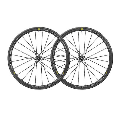 Mavic Ksyrium UST Clincher Tubeless Disc Road Wheelset