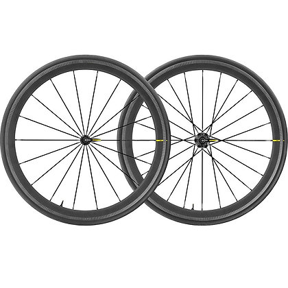 Mavic Cosmic Pro Carbon SL UST Clincher Tubeless Wheelset