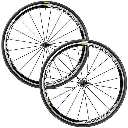 Mavic Cosmic Elite UST 25 Clincher Tubeless Wheelset