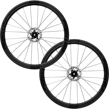 Fast Forward FFWD F4D DT350 Tubular Carbon Disc Road Wheelset 2019