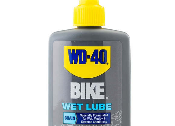 WD-40 Chain Lubricant - WET