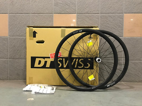 [全新] DT Swiss PRC 1400 SPLINE 35 Carbon Wheelset