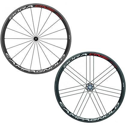 Campagnolo Bora One 35 AC3 Tubular Carbon Wheelset
