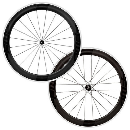 Fast Forward FFWD F6R DT350 Clincher Carbon/Alloy Road Wheelset 2019