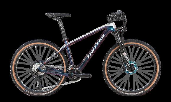 "TWITTER MAX 27.5/29"" SX/GX 12-speed Carbon Mountain Bike"