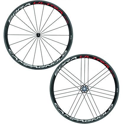 Campagnolo Bora Ultra 35 AC3 Clincher Carbon Wheelset