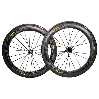 Mavic Comete Pro Carbon Clincher Disc Road Wheelset