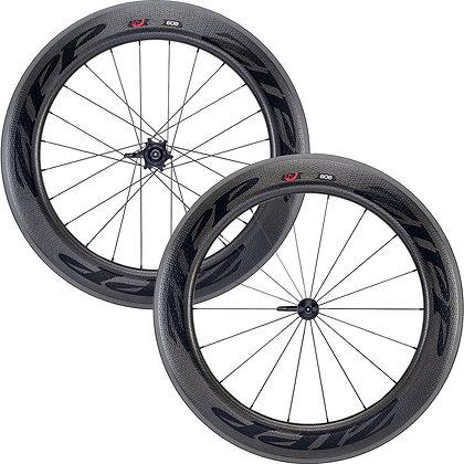 ZIPP 808 Firecrest Tubular Wheelset