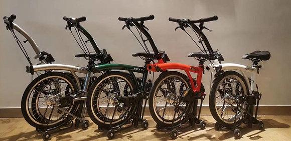 3Sixty Folding Bike