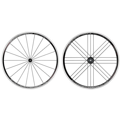 Campagnolo Khamsin C17 Asymmetric G3 Clincher Road Wheelset