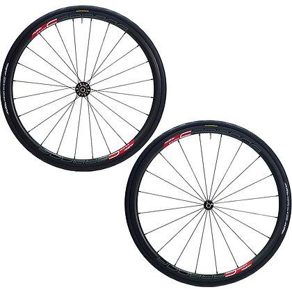 Tufo Caebona 30 Chlincher Carbon Road Wheelset