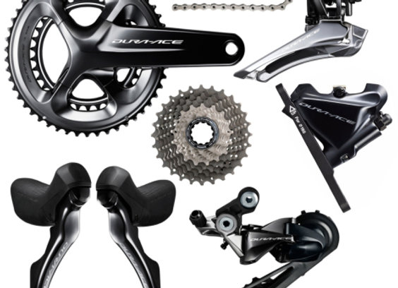 Shimano Dura Ace R9120 Hydraulic Disc Groupset