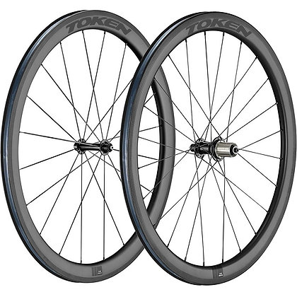 Token C45R Carbon Clincher Wheelset 2019