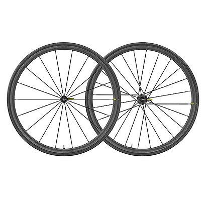 Mavic Ksyrium Pro Carbon SL UST Clincher Tubeless Road Wheelset