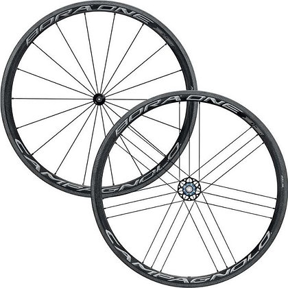 Campagnolo Bora One 35 AC3 Clincher Carbon Wheelset(Black)
