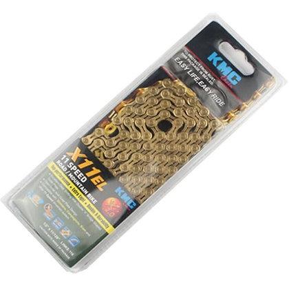 KMC X11 EL 11-Speed Chain (Gold)