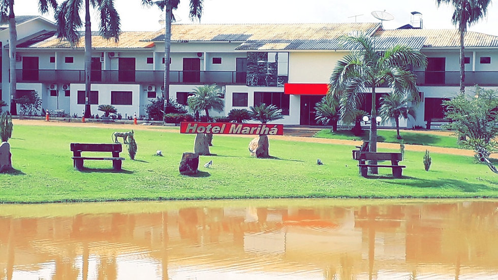 Thermas Hotel Mariha
