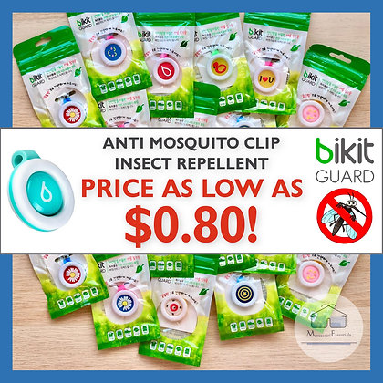 Mosquito Clip Insect Repellent