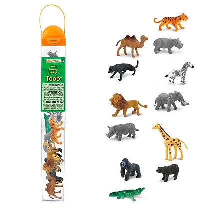 Safari Toob: Wild Animals