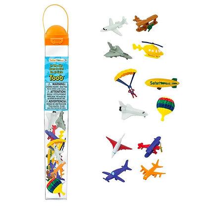 Safari Toob: In the Sky Transportation