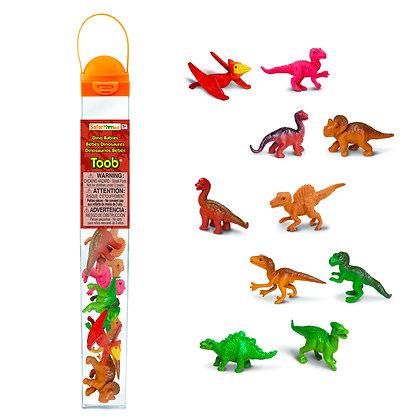 Safari Toob: Dino Babies