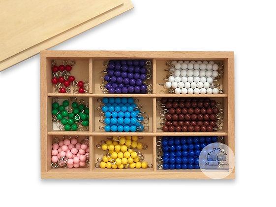 Montessori Short Bead Chains