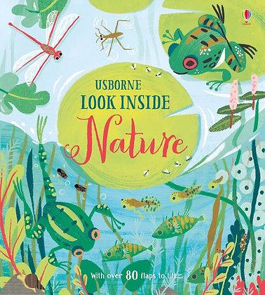Usborne: Look Inside Nature