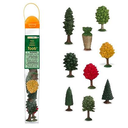 Safari Toob: Trees