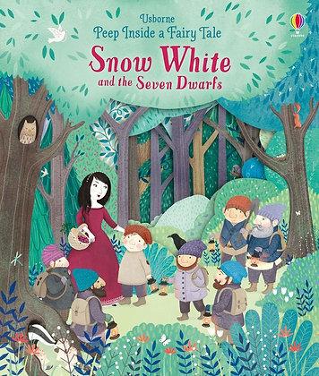 Peep Inside A Fairy Tale Book - Snow White & The Seven Dwarfs