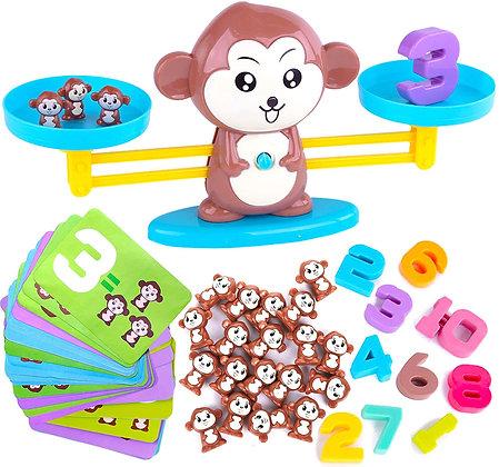 Monkey Balancing Game